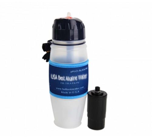 USA's Best Ion-Alkaline Filter Water Bottle