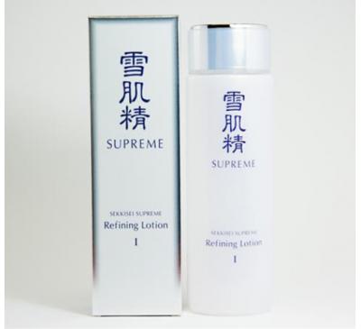 Kose Sekkisei Supreme Refining Lotion - Kem Dưỡng Làm Trắng Da Và Trị Nám - Made in Japan
