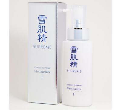 Kose Sekkisei Supreme Moisturizer - Sữa Dưỡng Ẩm Làm Trắng Da Và Trị Nám - Made in Japan