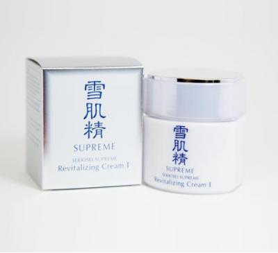 Kose Sekkisei Supreme Revitalizing Cream - Kem Dưỡng Da Ban Đêm Làm Trắng Da Và Trị Nám - Made in Japan