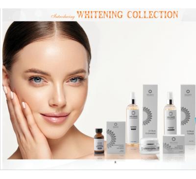 Skin Saver Whitening Set - Bộ Sản Phẩm làm Trắng Da Skin Saver - Made in USA