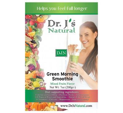 Green Morning Smoothie - Thức Uống Hỗn Hợp Với 219 Loại Rau Củ Quả - 200g - Made in Japan