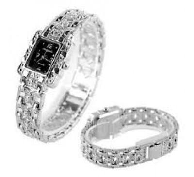 Fashion Bracelet Quartz Wrist Butterfly Water Resistant Watch