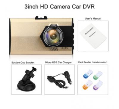 Wide Angle HD Webcam Car Camera Video Recorder