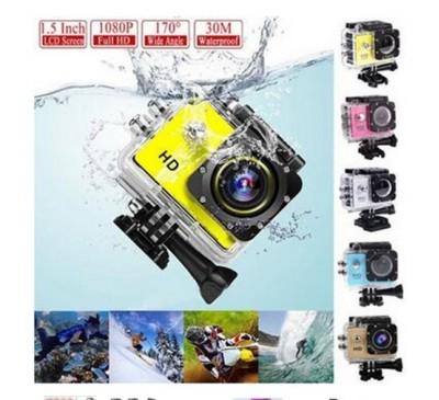 Mini DVR DV Diving Activities Waterproof Underwater 30M Camera