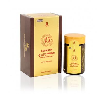 Premium Geumsam Red Ginseng Extract - Cao Cốt Hồng Sâm Geumsam - 240g - Made in Korea