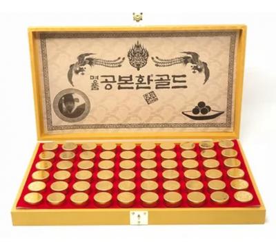 Dược Thảo Đặc Biệt - Hoàng Bổ Đán - 60 Capsules - Made in Korea