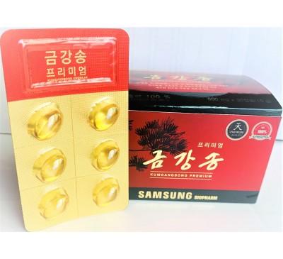 Samsung Pharmacy - Viên Uống TInh Dầu Thông Đỏ - 30 Viên - Made in Korea