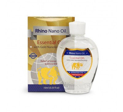 Rhino Nano Oil - Dầu Nóng Rhino Công Nghệ Nano Siêu Nhỏ - Made in USA