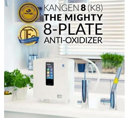LeveLuk Kangen 8 - Kangen Water by Enagic Company - Nguồn Nước Điện Giải Kangen - Máy LeveLuk Kangen 8 - Made in Japan