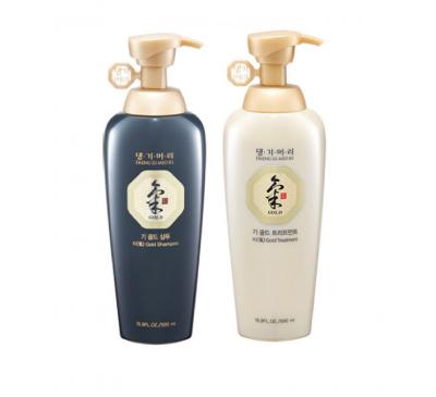 KiGold Shampoo & Conditioner - Dầu Gội Nhân Sâm - Made in Korea