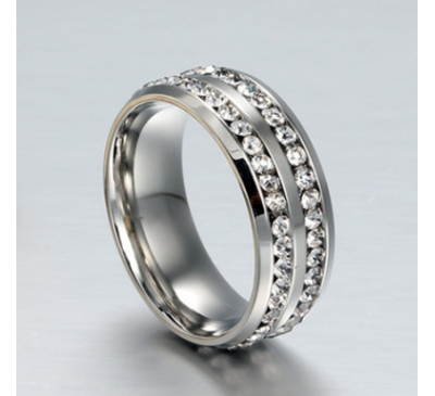 Woman Fashion Jewelry Gemstone Delicate Ring