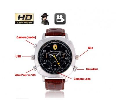 Mini Hidden Camera Video Recorder Camcorder Sport Watch